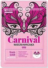 Parfüm, Parfüméria, kozmetikum Hidratáló szövetmaszk arcra - Muju Carnival Beauty Queen