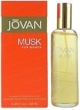 Parfüm, Parfüméria, kozmetikum Musk Jovan - Kölni-spray