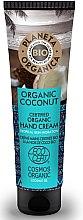 Parfüm, Parfüméria, kozmetikum Hidratáló kézkrém - Planeta Organica Organic Coconut Hand Cream