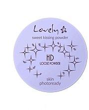 Parfüm, Parfüméria, kozmetikum Púder - Lovely HD Loose Powder