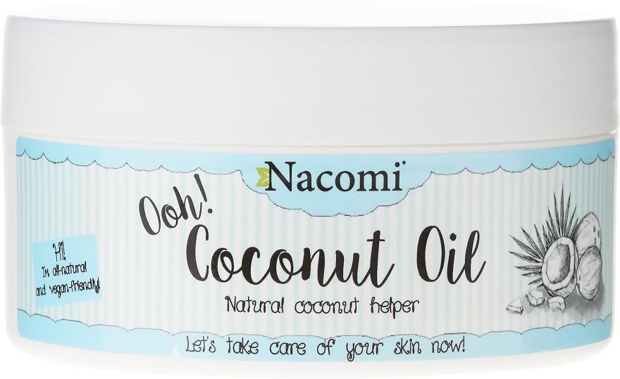 """""""Finomított kókusz"""" olaj - Nacomi Coconut Oil 100% Natural Refined"""