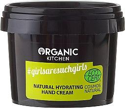 Parfüm, Parfüméria, kozmetikum Hidratáló kézkrém - Organic Shop Organic Kitchen Moisturizing Hand Cream