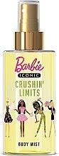 Parfüm, Parfüméria, kozmetikum Bi-es Barbie Iconic Crushin' Limits - Testápoló spray