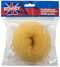 Parfüm, Parfüméria, kozmetikum Kontyalátét, 11x4.5 cm, bézs - Ronney Professional Hair Bun