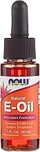 Parfüm, Parfüméria, kozmetikum E-vitamin olaj - Now Foods Oil
