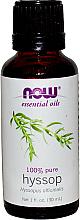 """Parfüm, Parfüméria, kozmetikum Illóolaj """"Izsóp"""" - Now Foods Essential Oils 100% Pure Hyssop"""
