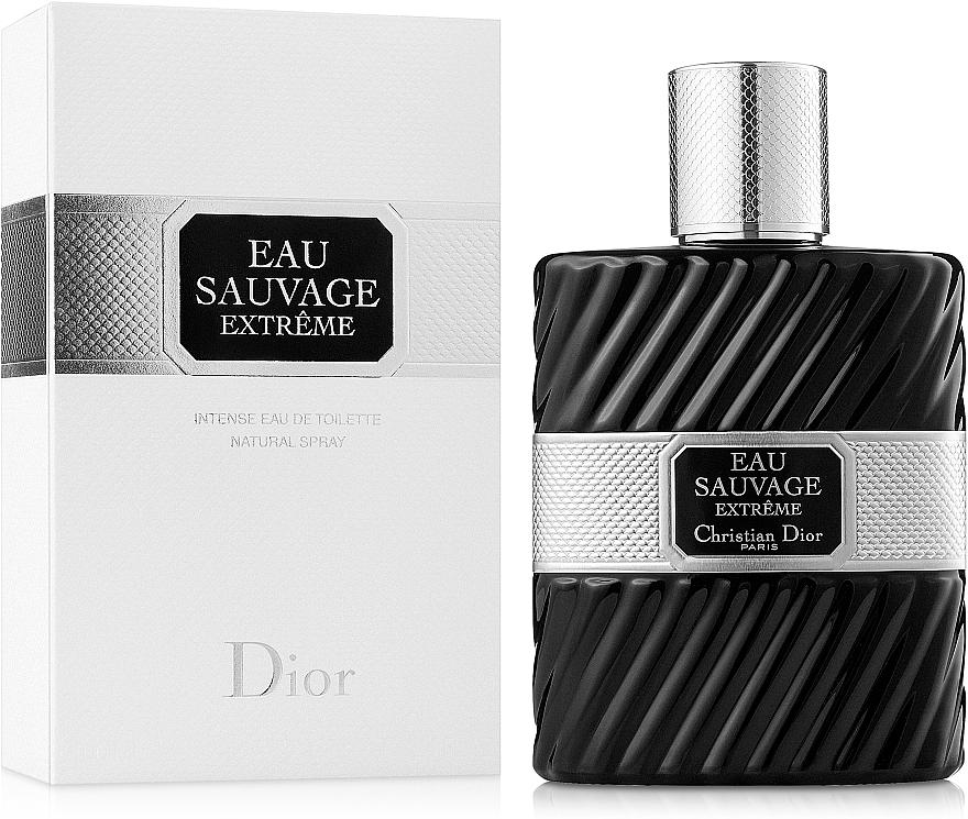 Dior Eau Sauvage Extreme - Eau De Toilette — fotó N2