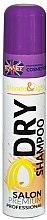 Parfüm, Parfüméria, kozmetikum Száraz sampon szőke hajra - Ronney Dry Shampoo Blonde & Light