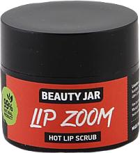 Parfüm, Parfüméria, kozmetikum Cukor ajakpeeling - Beauty Jar Lip Zoom Hot Lip Scrub