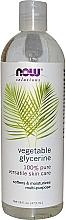 Parfüm, Parfüméria, kozmetikum Növényi glicerin - Now Foods Solution Vegetable Glycerine