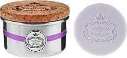 Parfüm, Parfüméria, kozmetikum Natúr szappan - Essencias De Portugal Tradition Aluminum Jewel-Keeper Lavender