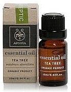 "Parfüm, Parfüméria, kozmetikum Illóolaj ""Teafa"" - Apivita Aromatherapy Organic Tea Tree Oil"