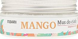 Parfüm, Parfüméria, kozmetikum Test mousse - Mohani Natural Mango Mousse