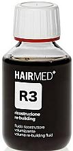 Parfüm, Parfüméria, kozmetikum Helyreállító fluid haj dúsítására - Hairmed R3 Rebuilding