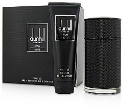 Parfüm, Parfüméria, kozmetikum Alfred Dunhill Icon Elite - Szett (edp/100ml + sh/gel/90ml)