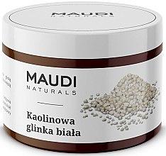 Parfüm, Parfüméria, kozmetikum Fehér agyag (kaolin) arcra - Maudi