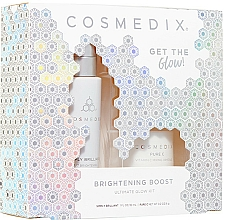 Parfüm, Parfüméria, kozmetikum Szett - Cosmedix Brightening Boost Ultimate Glow Kit (f/ser/30ml + f/powder/6g)