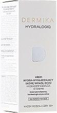 Parfüm, Parfüméria, kozmetikum Szemkörnyékápoló krém - Dermika Hydralogiq Eye Cream