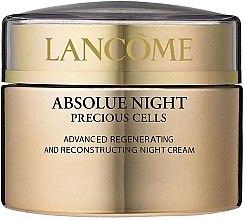 Parfüm, Parfüméria, kozmetikum Éjszakai arckrém - Lancome Absolue Precious Cells Advanced Regenerating and Reconstructing Night Cream