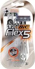 Parfüm, Parfüméria, kozmetikum Eldobható borotva férfiaknak - Bic Flex 5 Dispo