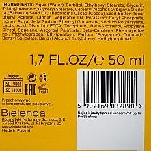 Tápláló hidratáló arckrém - Bielenda Manuka Honey Nutri Elixir Day/Night Cream — fotó N3