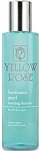 Parfüm, Parfüméria, kozmetikum Tonizáló lotion gyöngy kivonattal - Yellow Rose Luminance Pearl Toning Lotion