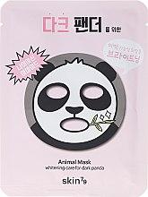 Parfüm, Parfüméria, kozmetikum Szövetmaszk - Skin79 Animal Mask For Dark Panda