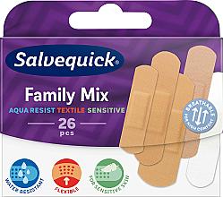Parfüm, Parfüméria, kozmetikum Sebtapasz, családi csomagolás - Salvequick Family Mix