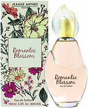 Parfüm, Parfüméria, kozmetikum Jeanne Arthes Romantic Blossom - Eau De Parfum