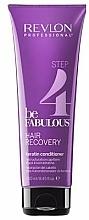 Parfüm, Parfüméria, kozmetikum Keratinos simító hajkondicionáló - Revlon Professional Be Fabulous Hair Recovery Keratin Conditioner