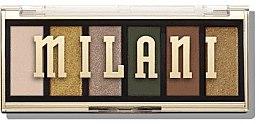 Parfüm, Parfüméria, kozmetikum Szemhéjfesték paletta - Milani Most Wanted Palettes