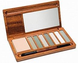 Parfüm, Parfüméria, kozmetikum Szemhéjfesték paletta - Alilla Cosmetics Forest Palette