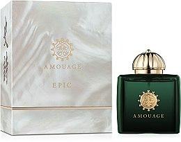 Amouage Epic For Woman - Eau De Parfum  — fotó N2