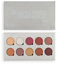 Parfüm, Parfüméria, kozmetikum Szemhéjfesték paletta - Makeup Obsession Be Obsessed With Eyeshadow Palette
