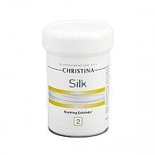 Parfüm, Parfüméria, kozmetikum Nyugtató hámlasztó - Christina Silk Soothing Exfoliator