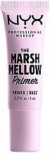 Parfüm, Parfüméria, kozmetikum Világosító primer arcra - NYX Professional The Marshmellow Primer (mini)
