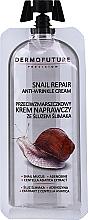 Parfüm, Parfüméria, kozmetikum Ránctalanító krém csiganyállal - Dermofuture Snail Repair Anti-Wrinkle Cream