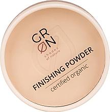 Parfüm, Parfüméria, kozmetikum Púder - GRN Finishing Powder (White Ash)