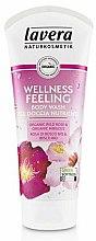 Parfüm, Parfüméria, kozmetikum Tusfürdő - Lavera Wellness Feeling Organic Wild Rose & Organic Hibiscus