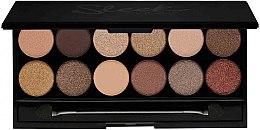 Parfüm, Parfüméria, kozmetikum Szemhéjfesték paletta - Sleek MakeUP i-Divine Eyeshadow