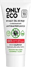 Parfüm, Parfüméria, kozmetikum Kézfertőtlenítő - Only Bio Only Eco Antibacterial Hand Gel