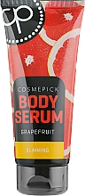 Parfüm, Parfüméria, kozmetikum Karcsúsító szérum grapefruit és gyömbér illattal - Cosmepick Body Serum Grapefruit