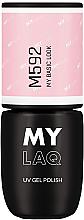 Parfüm, Parfüméria, kozmetikum Hibrid körömlakk - MylaQ UV Gel Polish