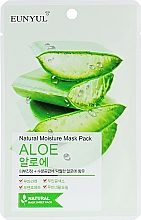 Parfüm, Parfüméria, kozmetikum Hidratáló szövetarcmaszk aloe verával - Eunyul Natural Moisture Mask Pack Aloe
