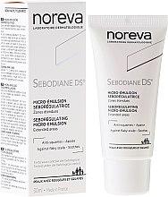 Parfüm, Parfüméria, kozmetikum Emulzió, bőrműködést szabályozó - Noreva Sebodiane DS Sebum-Regulating Micro-Emulsion