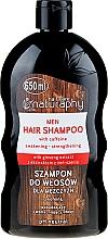 Parfüm, Parfüméria, kozmetikum Sampon férfiaknak koffeinnel - Bluxcosmetics Naturaphy Hair Shampoo
