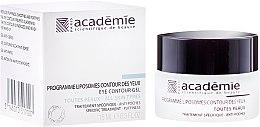 Parfüm, Parfüméria, kozmetikum Lipolitikus szemkörnyékápoló krém duzzanatokra - Academie Liposomes Eye Contour Gel
