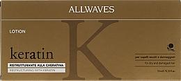 Parfüm, Parfüméria, kozmetikum Keratin lotion hajra - Allwaves Reconstructuring Keratin Lotion
