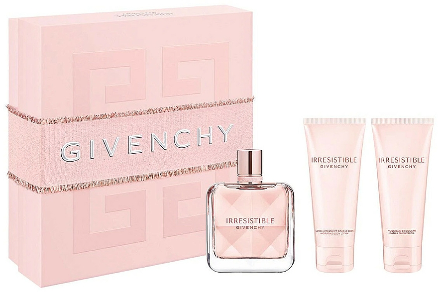 Givenchy Irresistible Givenchy - Szett (edp/80ml + b/lot/75ml + sh/gel/75ml)