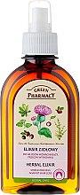 """Parfüm, Parfüméria, kozmetikum Növényi hajápoló kúra """"Hajhullás ellen"""" - Green Pharmacy"""